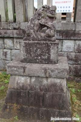 熊野神社 青梅市森下町13