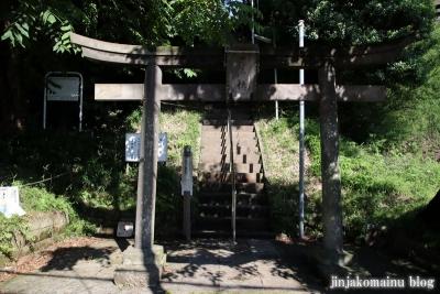 北野天神社  川崎市多摩区枡形2