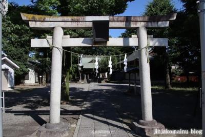 中野島稲荷神社  川崎市多摩区中野島2