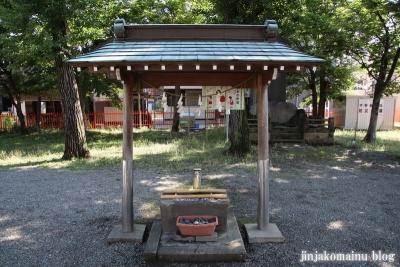 中野島稲荷神社  川崎市多摩区中野島4