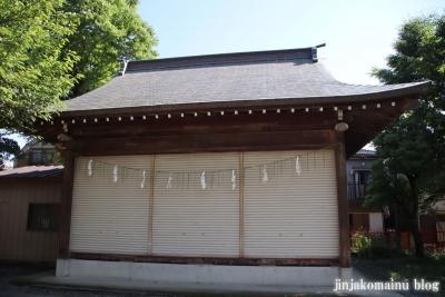 中野島稲荷神社  川崎市多摩区中野島5