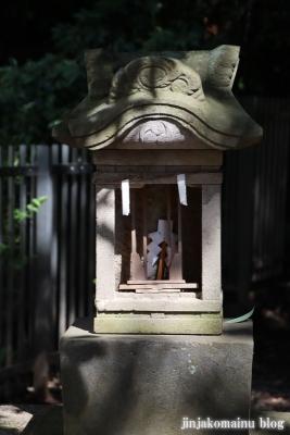 中野島稲荷神社  川崎市多摩区中野島11