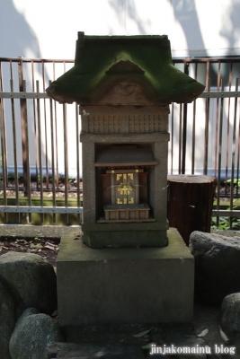 中野島稲荷神社  川崎市多摩区中野島12
