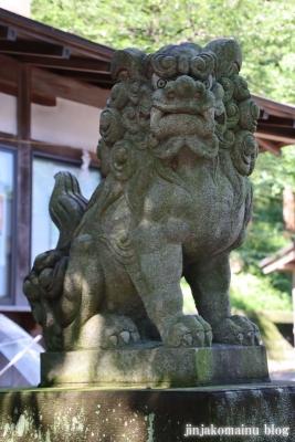 子ノ神社  川崎市多摩区菅北浦6