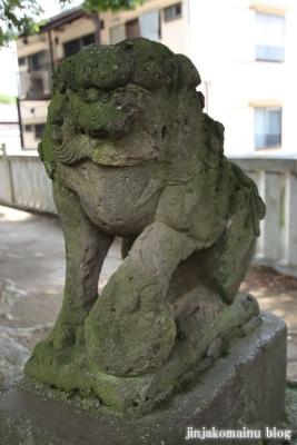 青渭神社 稲城市東長沼17
