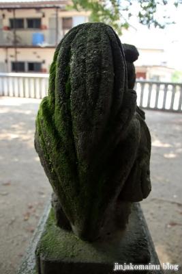 青渭神社 稲城市東長沼34