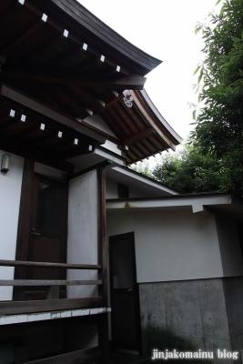 富士嶽浅間神社  調布市深大寺北町6