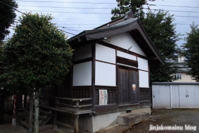 古八幡社  三鷹市大沢8