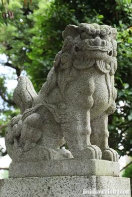 古八幡社  三鷹市大沢6