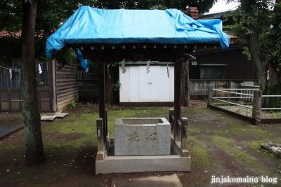 大澤八幡神社  三鷹市大沢2