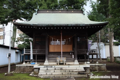 大澤八幡神社  三鷹市大沢3