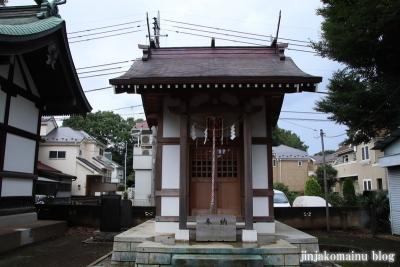 大澤八幡神社  三鷹市大沢6