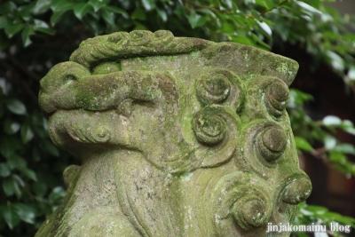 大澤八幡神社  三鷹市大沢19