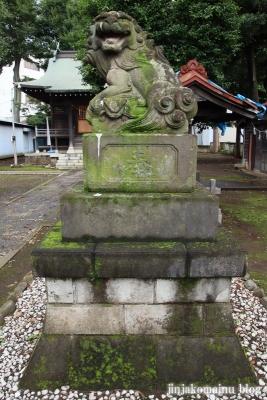 大澤八幡神社  三鷹市大沢9