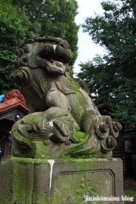 大澤八幡神社  三鷹市大沢10