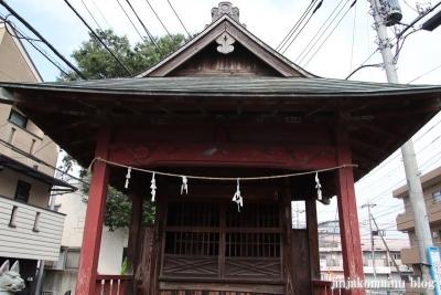 稲荷神社  狛江市元和泉5