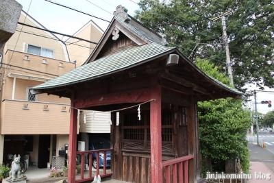稲荷神社  狛江市元和泉6