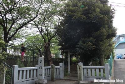 水神社 狛江市元和泉1