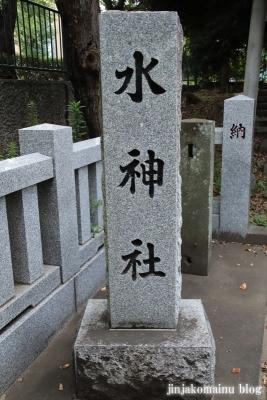 水神社 狛江市元和泉2