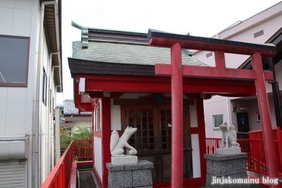 穴守稲荷分神社 狛江市中和泉7
