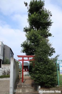 稲荷神社  狛江市西野川1