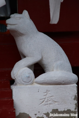 稲荷神社  狛江市西野川4