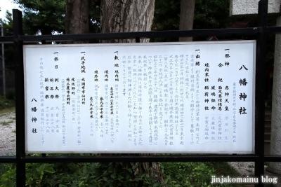 八幡神社  調布市緑ケ丘4