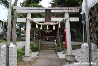 八幡神社  調布市緑ケ丘5