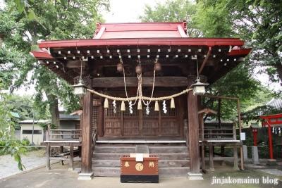 八幡神社  調布市緑ケ丘8