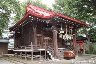八幡神社  調布市緑ケ丘9