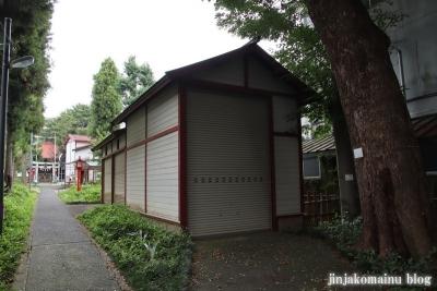 八幡神社  調布市緑ケ丘24