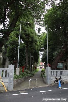 八幡神社  調布市緑ケ丘1