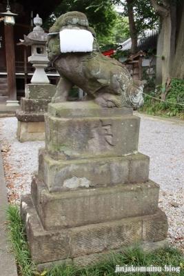 八幡神社  調布市緑ケ丘14