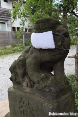 八幡神社  調布市緑ケ丘19