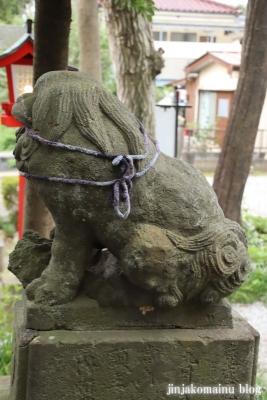 八幡神社  調布市緑ケ丘20