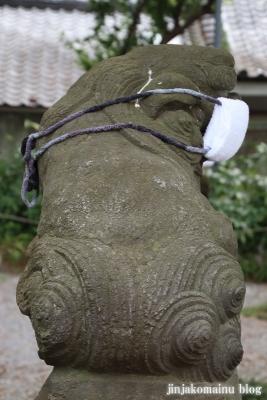 八幡神社  調布市緑ケ丘21