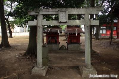 中嶋神社  三鷹市中原12