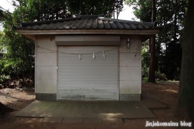 中嶋神社  三鷹市中原13