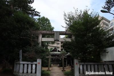 厳島神社  西つつじケ丘1