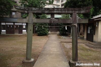 厳島神社  西つつじケ丘5
