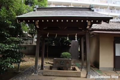 厳島神社  西つつじケ丘6