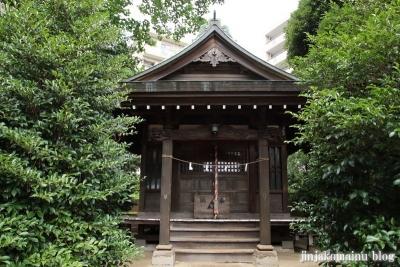 厳島神社  西つつじケ丘7