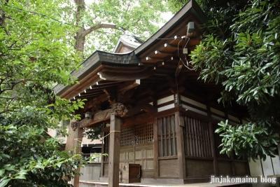 厳島神社  西つつじケ丘8
