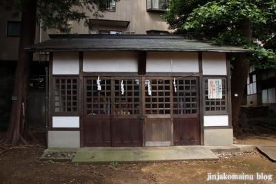 厳島神社  西つつじケ丘11