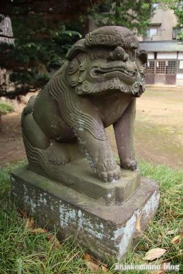 厳島神社  西つつじケ丘19
