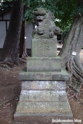 厳島神社  西つつじケ丘26