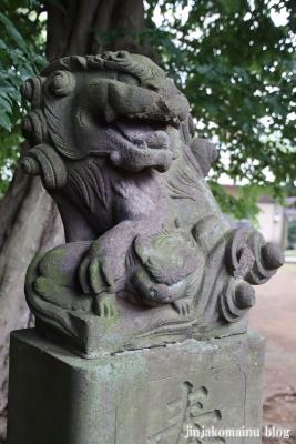 厳島神社  西つつじケ丘27