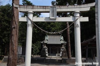 香取神社 古河市上片田3