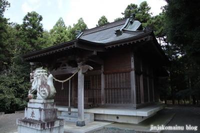 香取神社 古河市上片田10
