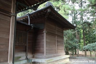 香取神社 古河市上片田11